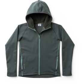 Houdini Power Houdi Jacket Ungdom Deeper Green